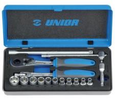 """Ključevi nasadni, prihvat 1/4"""", u metalnoj kutiji - 188BI"""