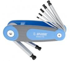 Ključevi imbus s kuglom na plastičnom držaču - 220/3SFH