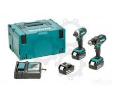 Akumulatorski set  bušilica odvijač DLX2131JX1
