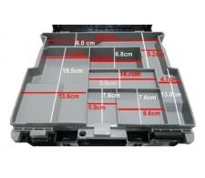 Akumulatorski udarni odvijač DTD171RFX1