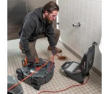 Flexshaft™ Uređaj za čišćenje cijevi K9-204