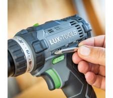 LUX akumulatorska bušilica/odvijač 1 PowerSystem 20 V sa baterijom i punjačem