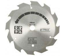 Pila kružna sa laserom 1.500 W