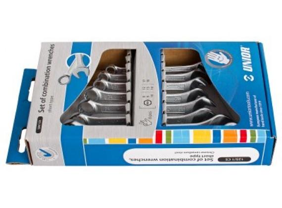 Ključevi viljuškasto - okasti u kartonskoj kutiji 125/1CS