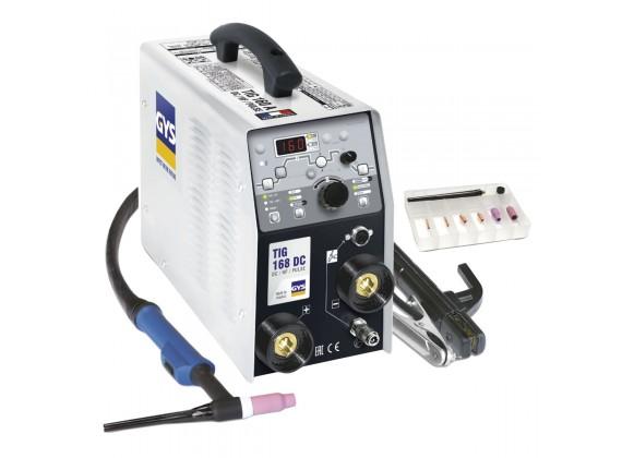 Aparat za zavarivanje TIG 168 DC HF sa priborom
