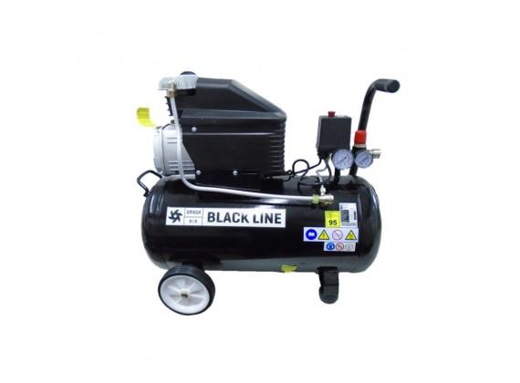 Klipni kompresor za zrak DB 210/50 BLACK LINE 50L