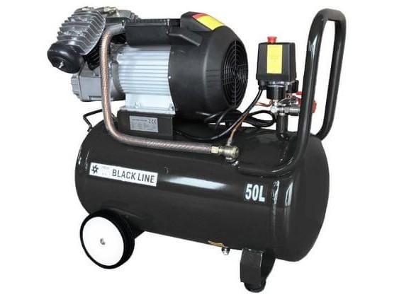Klipni kompresor za zrak VB 400/50 BLACK LINE 50L
