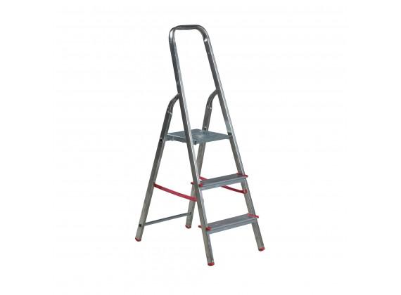 Aluminijske kućne ljestve 30-03 3 stepenice