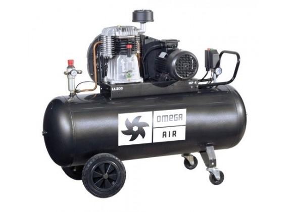Klipni kompresor sa remenom JPN 410/200 200L