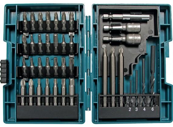 38 - dijelni set bitova i burgija B-54106
