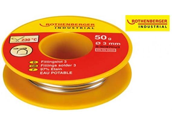 Fittings Solder 3 Žica za lemljenje 250 g