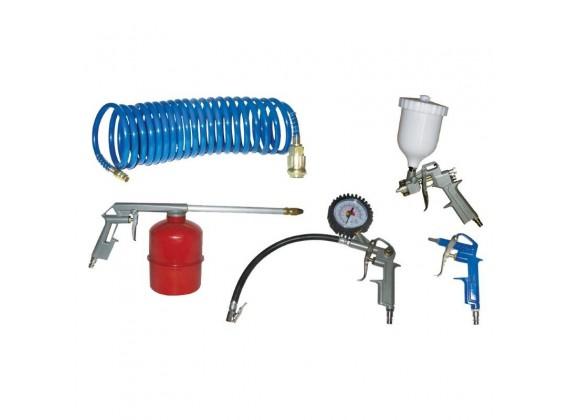 Set pneumatskog alata za kompresor KIT 5S