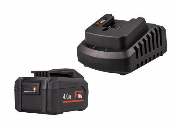 Set baterija i punjač FERMPOW4