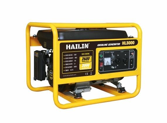 Benzinski agregat 3,8 kW HL4000 230 V