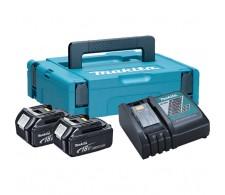 Set baterija sa punjačem u koferu BL1830 LXT 197952-5