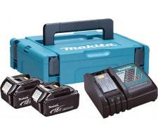 Set baterija sa punjačem u koferu BL1840 LXT 197494-9