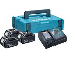 Set baterija sa punjačem u koferu BL1840 LXT 197495-7