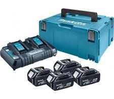 Set baterija sa punjačem u koferu BL1840 LXT 197503-4