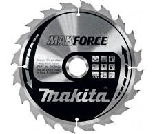 List / ploča za pilu Mak-Force 160x20 24Z (za drvo) B-08296