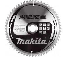 List / ploča za pilu Mak-Blade 216x30 60Z (za drvo) B-09058