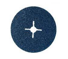 Brusni fiber disk F827 115x22 GR. P80