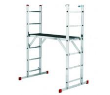 Višenamjenska skela / radna platforma 43-06 - 2x6 stepenica