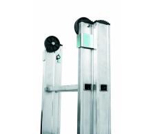 Dvodijelne aluminijske merdevine 36-09