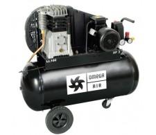 Klipni kompresor sa remenom JPN 350/100 100L
