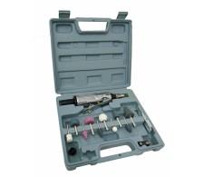 Pneumatska štapna brusilica sa priborom Black Line LX-027