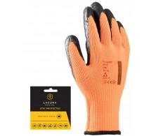 Zimska rukavica s latex premazom REGARD