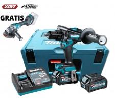 Akumulatorska udarna bušilica - odvijač HP001GD201