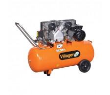 Kompresor VAT VE 100L 2 cilindra V motor
