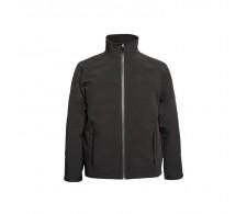 Softshell jakna ROLAND crna, vel. L - XXL
