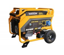 Benzinski agregat 6,3 kW  HLG7000-3 400V