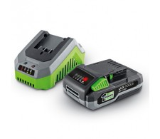 LUX starter set baterija + punjač 1 PowerSystem 20 V