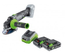 LUX akumulatorska kutna brusilica 1 PowerSystem 20 V