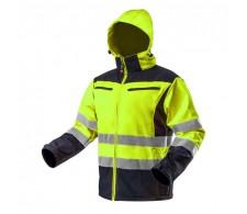 Reflektirajuća radna jakna s kapuljačom NEO 81-700/81-701