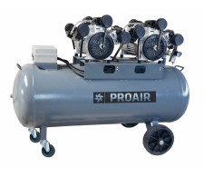 Klipni tihi bezuljni kompresor za zrak DPS 5/270