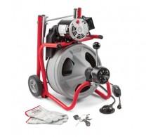 Uređaj za čišćenje cijevi K-400 AF