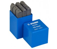 Garnitura obilježača s brojevima - 642NPB   6mm