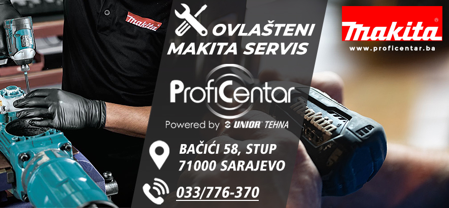 Ovlašteni Makita servis